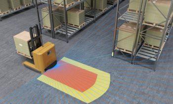 »RSL 400« von Leuze: Sicherheitsfunktion und hochwertige Messwertausgabe in einem Gerät. Bild: Leuze
