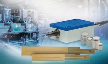 Der neue kapazitive Sensor von Micro-Epsilon wurde auf der SPS 2018 vorgestellt. Bild: Micro-Epsilon