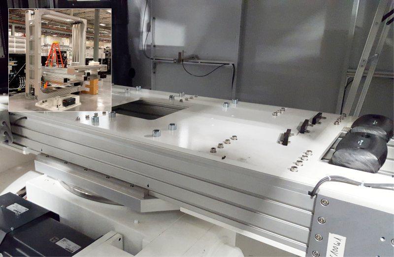 Von der Lisco GmbH, für die Sicherung der Konstruktion integrierte Tubus-Strukturdämpfer. Bild: ACE