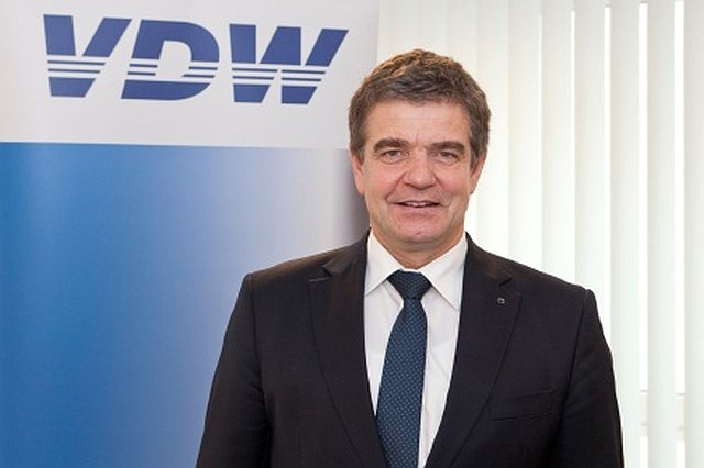 Dr. Heinz-Jürgen Prokop. Bild: VDW