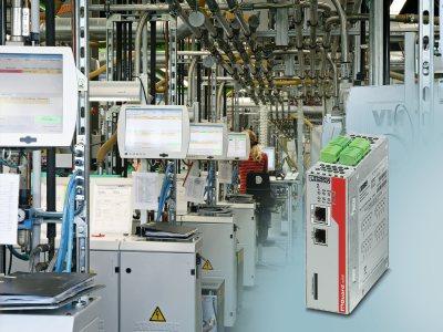 Die robusten und industrietauglichen Security-Appliances beinhalten Firewall-, Routing- und VPN-Funktionalitäten. Bild: Phoenix Contact