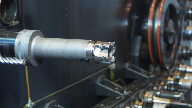 Das neue Schneidwerkzeug wurde besonders für die Aluminiumbearbeitung bei hohen Drehzahlen und Vorschüben konzipiert. Bild: Mitsubishi Materials