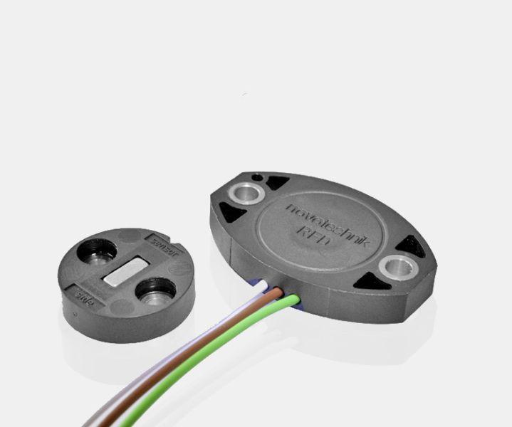 Die kompakten rotativen Sensoren lassen sich auch für lineare Wegmessungen einsetzen. Bild: Novotechnik