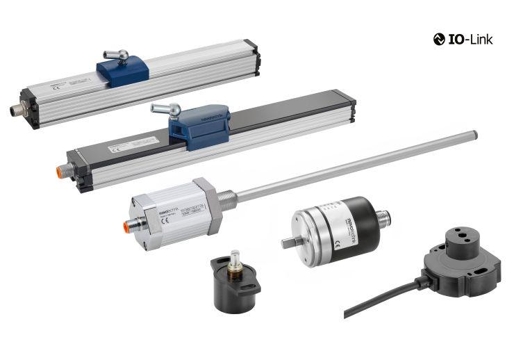 Viele kontaktlose Weg- und Winkelsensoren von Novotechnik sind mit IO-Link-Schnittstelle verfügbar. Bild: Novotechnik
