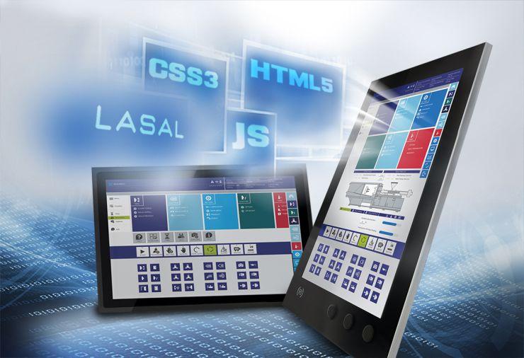 Der Visudesigner bietet eine moderne und flexible Visualisierungserstellung auf Basis aktueller Web-Technologien. Bild: Sigmatek