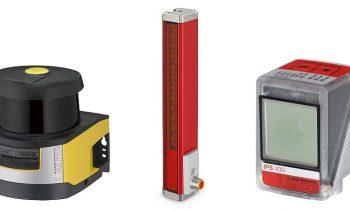 Sensoren für Intralogistik-Anwendungen. Bild: Leuze