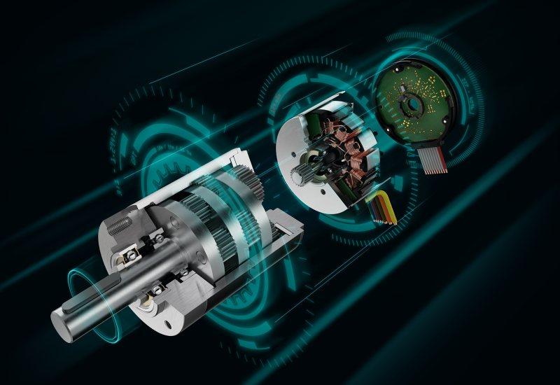 Die neuen Antriebssysteme sind kompakt konstruiert (Bild: Faulhaber).