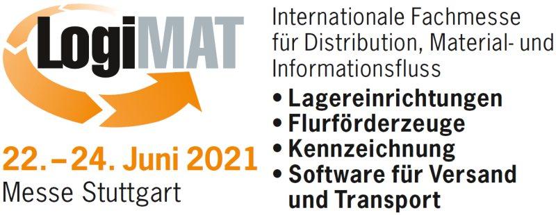 Die Logimat 2021 wurde vorsorglich auf Juni verschoben.