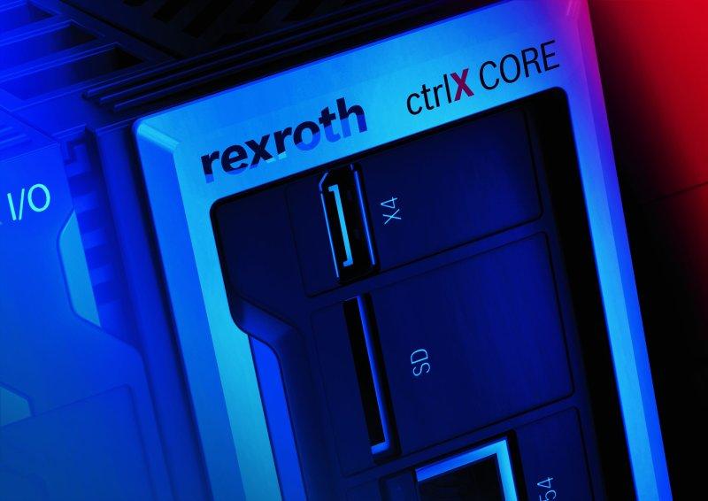 Die Automatisierungsplattform wurde zur »SPS connect« erweitert (Bild: Bosch Rexroth).