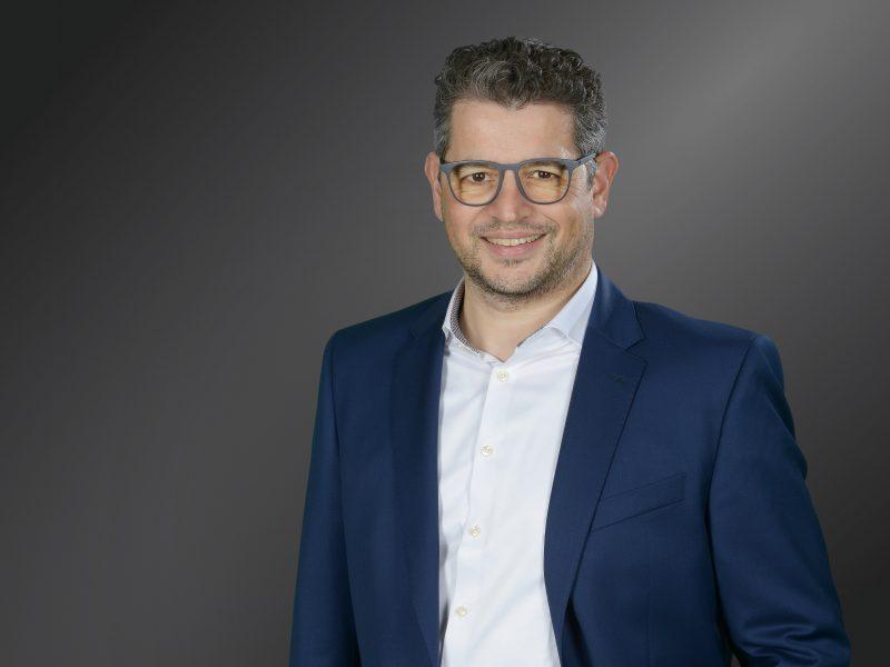 Christoph Siegel, seit 1. Oktober 2020 Geschäftsführer bei Supfina Grieshaber (Bild: Supfina Grieshaber).