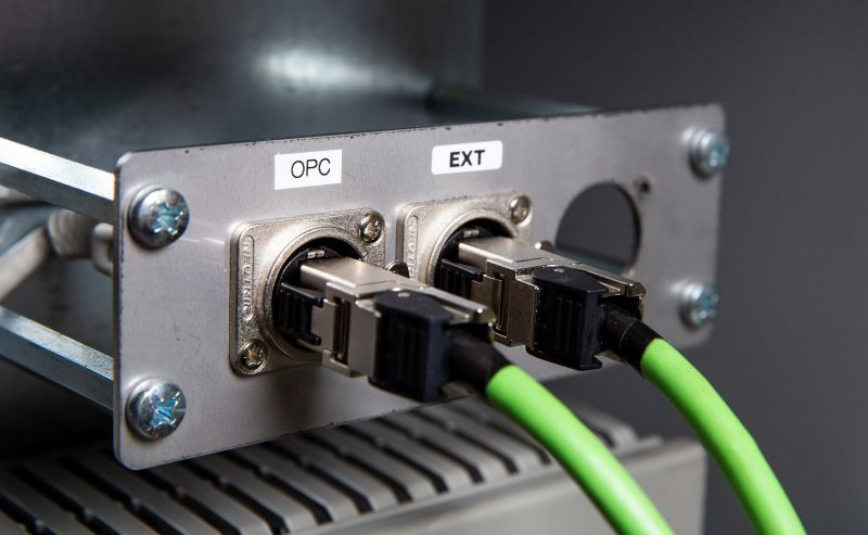 Das Horn-Netzwerk nutzt OPC UA (Bild: Horn/Sauermann).