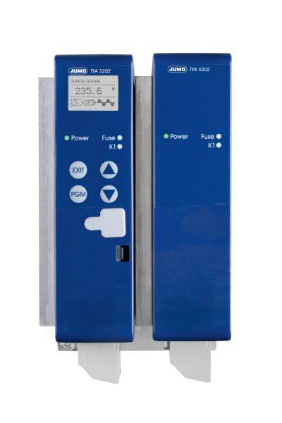 Thyristor-Leistungsschalter (Bild: Jumo).