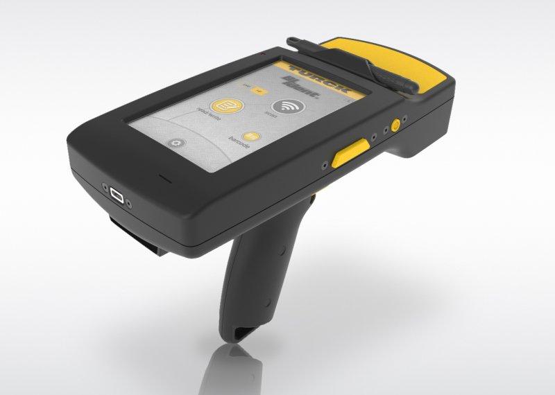 Universelles RFID-Handheld für herausfordernde Umgebungen (Bild: Turck).