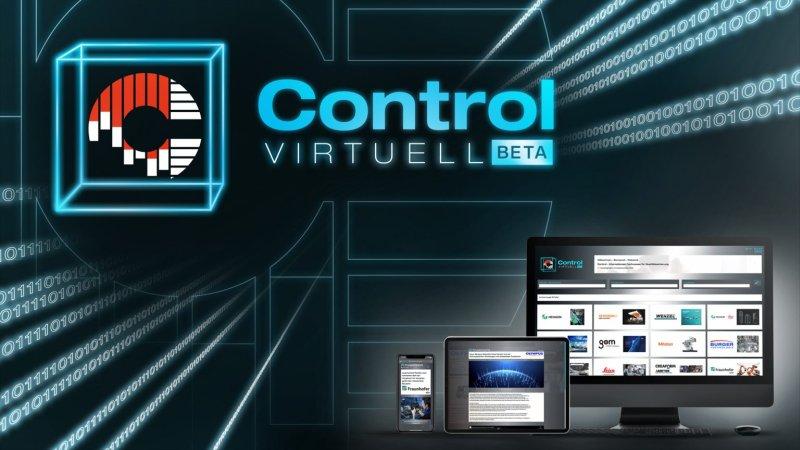 Die nächste Präsenzmesse »Control« findet 2022 statt (Bild: Schall).