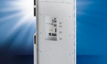 Frequenzumrichter für Anwendungen in Turbo-Gebläsen und -Kompressoren (Bild: Sieb & Meyer).