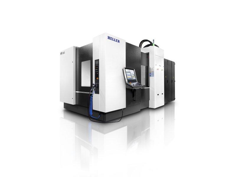 Die neue Maschinengeneration bietet nun auch speziell in der Einzelfertigung messbare Vorteile (Bild: Heller).