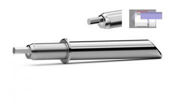 Die neuen Teilprofil-Stoßwerkzeuge zur Sechskant-Herstellung bieten mehr Flexibilität (Bild: Hobe).