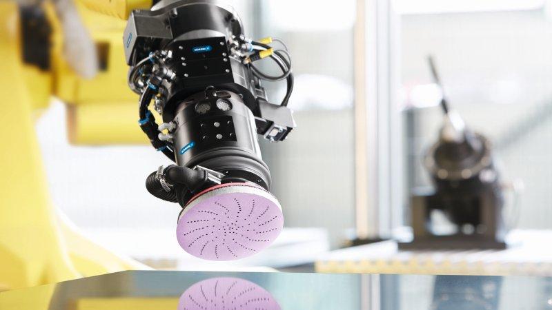 Die neuen Bearbeitungswerkzeuge sorgen in automatisierten Verfahren für eine bestmögliche Oberflächenqualität (Bild: Schunk).