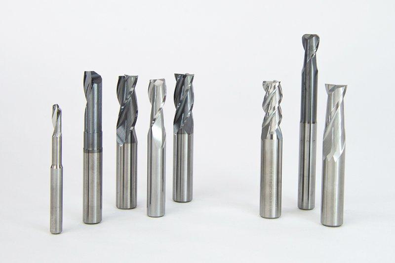 Die Hochleistungsfräser für Aluminiumbearbeitung wurden um neue Eckfräser erweitert (Bild: ZCC Cutting Tools).